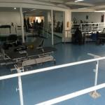 コロンビア齋藤OTによる首都病院のリハ室紹介