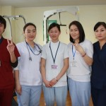 モンゴル小泉PTによる首都病院の同僚紹介