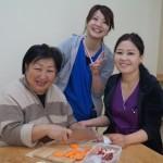 モンゴル清水OTによるリハビリテーション科の同僚紹介