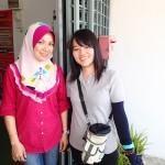 マレーシア篠原OTによるCBRセンターの同僚紹介