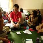 中塚OTによるネパールのコミュニケーション事情