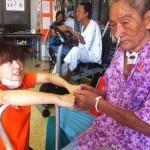 タイで活動中の菅原OTはなぜ協力隊を志したのですか?