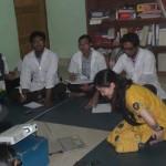 バングラデシュで活動中の井立STはなぜ協力隊を志したのですか?