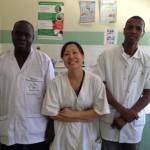 リハレポ特集39号 他職種の途上国活動 セネガル共和国看護師深谷さん