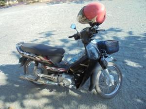 東南アジアバイク