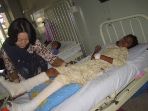 パキスタン病院