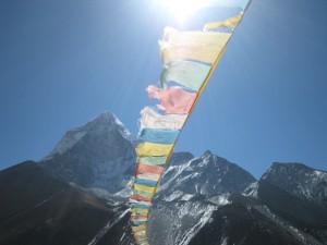 ネパール祈り