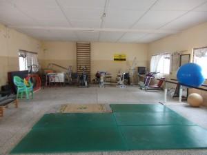 ガーナ職業訓練校