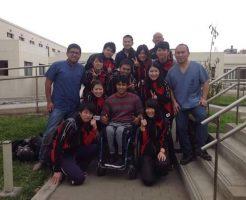 作業療法士障害者スポーツ