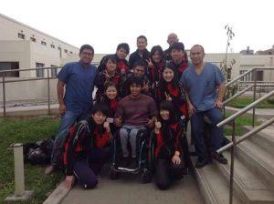 障害者スポーツ海外