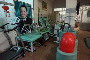 理学療法室の風景1