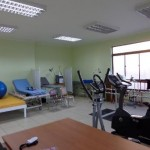 チリ高橋OTによる地域病院のリハ室紹介