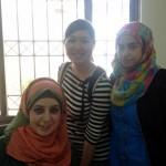 ヨルダン今OTによるNGOの同僚紹介