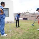 ペルーで活動中のシニアボランティアの活動報告