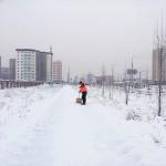 水谷PTによるキルギスの街の福祉事情