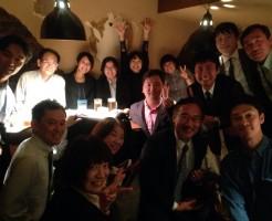 国際飲み会
