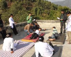 ネパールのCBP