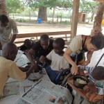 ガーナで障がいをもつ子供達を支える理学療法士!