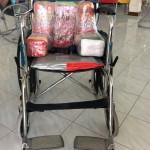 タイで座位保持装置を伝統的クッションで作成してみた!
